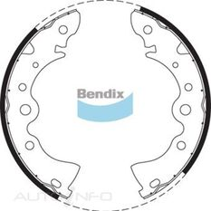 BENDIX BRAKE SHOES, , scanz_hi-res