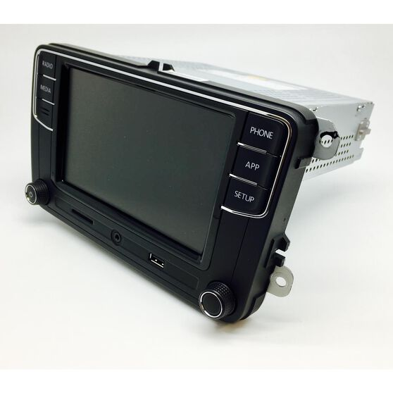 GENUINE VW RCD330 WITH CAR PLAY & ANDROID AUTO, , scanz_hi-res
