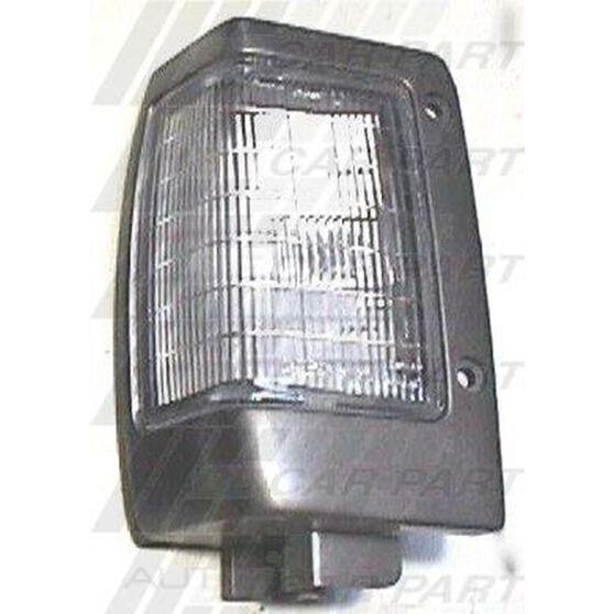 CORNER LAMP - R/H - GREY - CLEAR TYPE, , scanz_hi-res