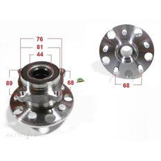 Toyota Mark X 04- Rear wheel hub, , scanz_hi-res