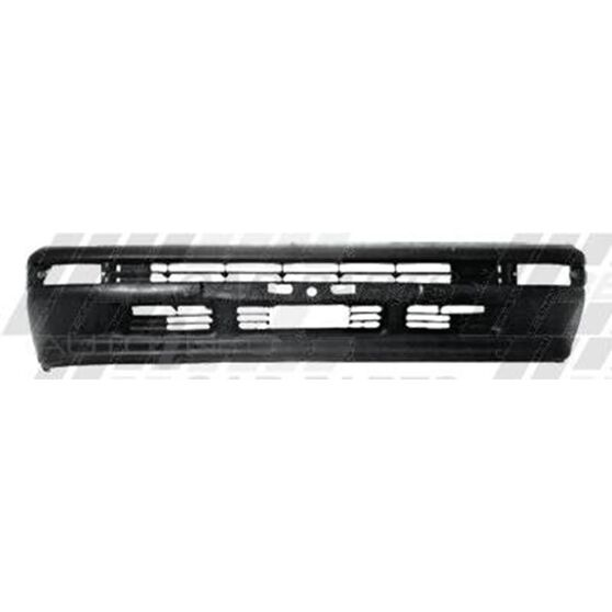 FRONT BUMPER - W/SIDE LAMP HOLE, , scanz_hi-res