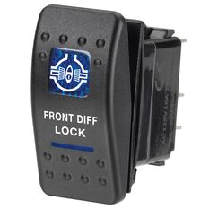 SWITCH ROCKER OFF/ON 12V FRNT DIFF LOCK, , scanz_hi-res