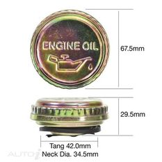TRIDON OIL CAP (TOC63), , scanz_hi-res