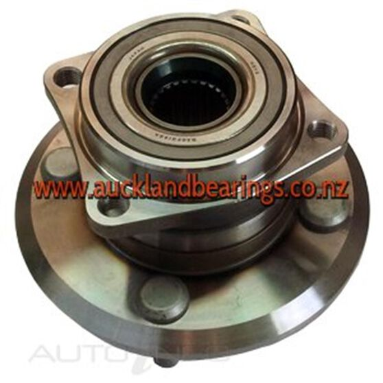 TOYOTA REAR WHEEL BEARING HUB - 4 STUD