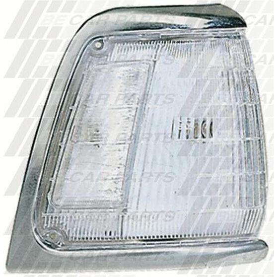 CORNER LAMP - L/H - ALL CLEAR, , scanz_hi-res