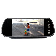 """RM70M 7"""" CLIP ON REAR VIEW MIRROR RCA LCD MONITOR, , scanz_hi-res"""