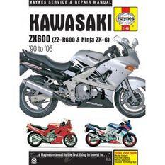 KAWASAKI ZX600 (ZZ-R600 & NINJA ZX6) 199, , scanz_hi-res