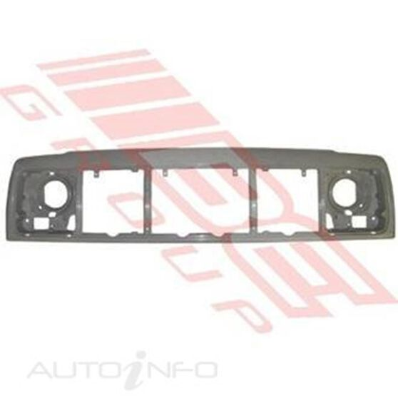 FRONT NOSE PANEL - ASSY - PLASTIC
