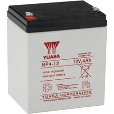 NP4-12FR Yuasa NP VRLA Battery