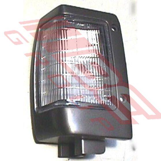CORNER LAMP - L/H - GREY -  CLEAR TYPE, , scanz_hi-res