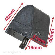 CONTROL ARM BUMP STOP FRONT - FORD FALCON XF - 4.1L I6  PETROL - MANUAL & AUTO