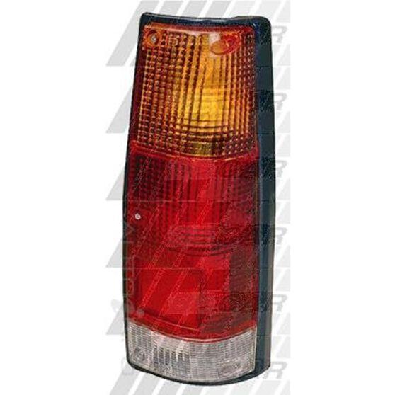 REAR LAMP - R/H - BLACK TRIM