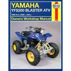 YAMAHA YFS200 BLASTER ATV 1988 - 1998, , scanz_hi-res
