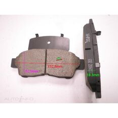 D562-7441=FMSI for Royale Brake Set  F  Toyota Corona, Rav 4 92-00, , scanz_hi-res
