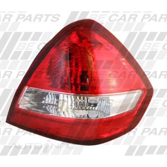 REAR LAMP - R/H - CLEAR PLASTIC (NO LINES), , scanz_hi-res
