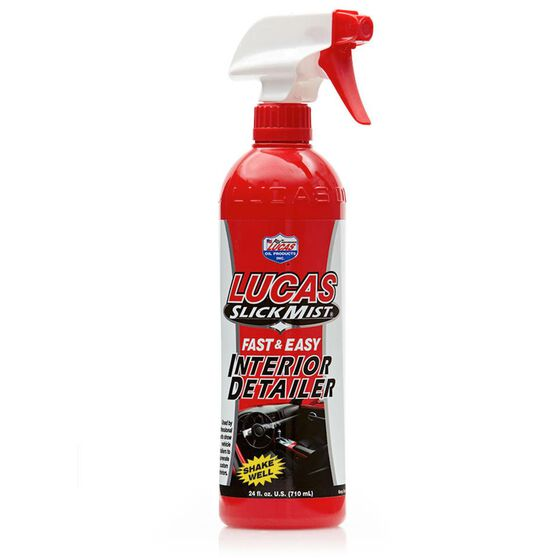 SLICK MIST INTERIOR DETAILER - 710ML