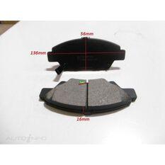 D1394-8502=FMSI for Royale Brake Set  F  Honda City, CRZ, , scanz_hi-res