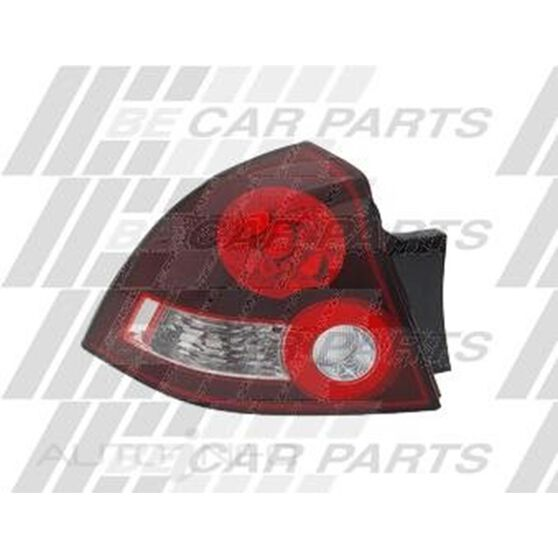REAR LAMP - L/H - DARK RED, , scanz_hi-res
