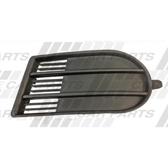 FOG LAMP COVER - MAT/BLK - W/O HOLE - R/H, , scanz_hi-res