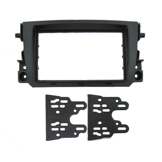 FACIA DOUBLE DIN SMART FORTWO, , scanz_hi-res