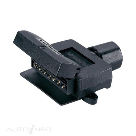 SOCKET 7PIN FLAT CLOSED SWITCH, , scanz_hi-res