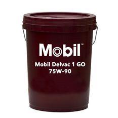 MOBIL DELVAC 1 GEAR OIL 75W-90 (18.49LT), , scanz_hi-res