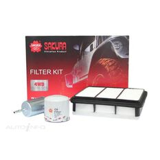 FILTER KIT OIL AIR FUEL HOLDEN, , scanz_hi-res