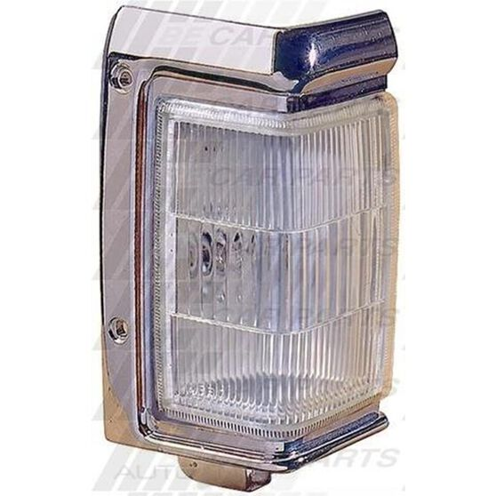 CORNER LAMP - R/H - CHROME TRIM, , scanz_hi-res