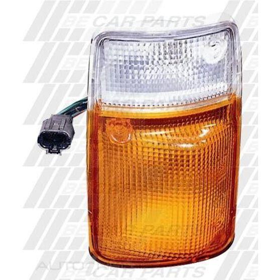 CORNER LAMP - ASSY - L/H - CLR/AMB     1995-, , scanz_hi-res