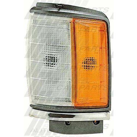 CORNER LAMP - L/H - GREY SURROUND, , scanz_hi-res