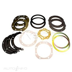 GASKET KIT-FRONT AXLE BALL, , scanz_hi-res