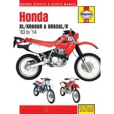 HONDA XL/XR600R & XR650L/R 1983 - 2014, , scanz_hi-res
