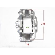 Caliper LHF Prado 120 Series KZJ, KDJ, GRJ, , scanz_hi-res