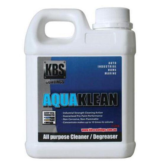 KBS AQUAKLEAN WATER BASED CLEANER & DEGREASER 1 LITRE, , scanz_hi-res