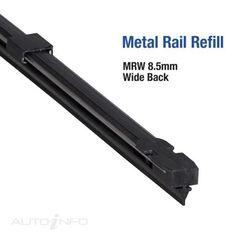 WIPER REFILL METAL RAIL WIDE 22 INCH, , scanz_hi-res