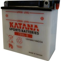 YB9L-B Katana Motorcycle Battery, , scanz_hi-res