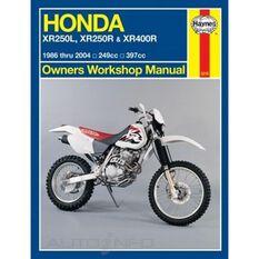 HONDA XR250L, XR250R & XR400R 1986 - 200, , scanz_hi-res
