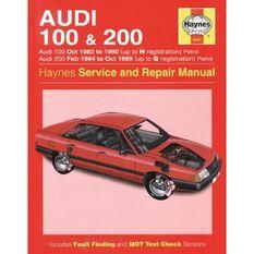 AUDI 100 & 200 PETROL (1982 - 1990), , scanz_hi-res
