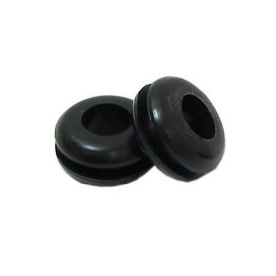RUBBER GROMMET 6.4MM WIRE SIZE (50 PACK), , scanz_hi-res