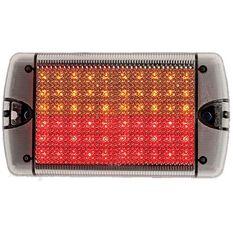 LED REAR COMBO RED/AMBER NEW- 10-30V