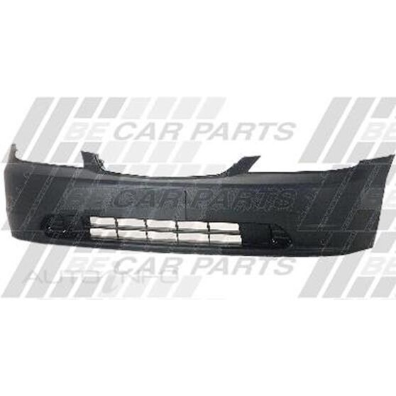 FRONT BUMPER - PRIMED BLACK - EARLY, , scanz_hi-res