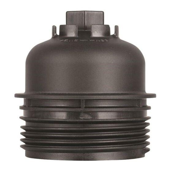TRIDON CARTRIDGE CAP OIL FILTER, , scanz_hi-res