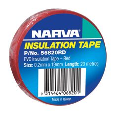 TAPE PVC RED GLOSS, , scanz_hi-res