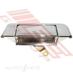 TAILGATE - HANDLE - CHROME, , scanz_hi-res