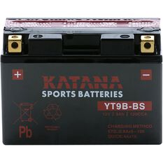 YT9B-BS Katana Motorcycle Battery, , scanz_hi-res