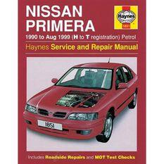 NISSAN PRIMERA PETROL (1990 - 1999), , scanz_hi-res