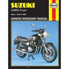 SUZUKI GS850 FOURS 1978 - 1988, , scanz_hi-res