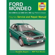 FORD MONDEO PETROL & DIESEL (2000 - 2003), , scanz_hi-res