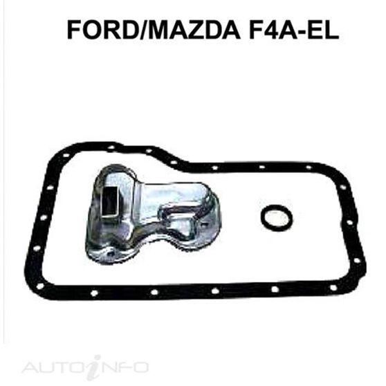 JATCO F4A-EL 4 SPEED MAZDA 121 90-97, , scanz_hi-res