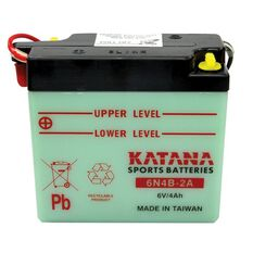 6N4B-2A Katana Motorcycle Battery, , scanz_hi-res